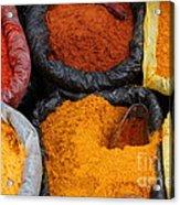 Chilli Powders 2 Acrylic Print