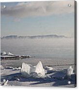Chilly Giant Acrylic Print
