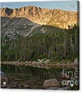 Chimney Pond  Acrylic Print