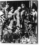 China: Ceremony, C1919 Acrylic Print