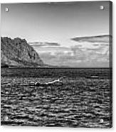 Chinaman's Hat Island From A Different Angle Acrylic Print