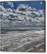 Chincoteague Beach Acrylic Print