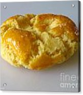 Chinese Almond Cookie Acrylic Print
