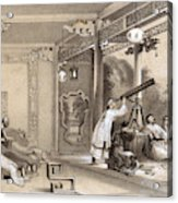 Chinese Ceremonies Performed  When An Acrylic Print