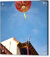 Chinese Lantern Acrylic Print