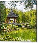 Chinese Pagoda Acrylic Print