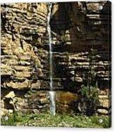 Chipetal Falls Acrylic Print