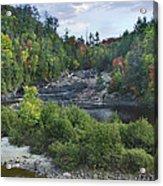 Chippewa River Ontario Canada Acrylic Print