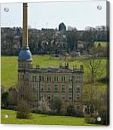 Chipping Norton Bliss Mill Acrylic Print