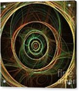 Chirality Acrylic Print by Kim Sy Ok