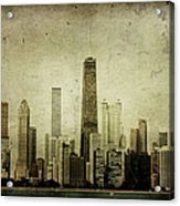 Chitown Acrylic Print