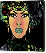 Chloe Acrylic Print