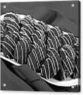 Chocolate Madeleines Acrylic Print