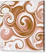 Chocolate Milk Take 2 Acrylic Print