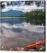 Chocorua Lake Acrylic Print