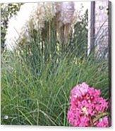 Choctaw Flowers Acrylic Print