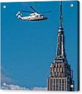 Chopper Fun Acrylic Print