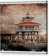 Choptank River Lighthouse Acrylic Print