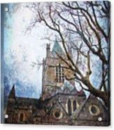 Christ Church Cathedral Dublin Acrylic Print