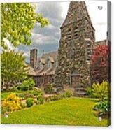 Christ Church Episcopal - Waltham Acrylic Print