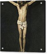 Christ Crucified Acrylic Print