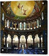 Christ Is Risen II - St Louis Basilica Acrylic Print
