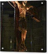 Christ Of Salardu Acrylic Print