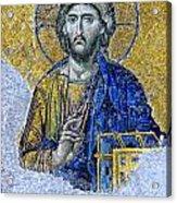 Christ Pantocrator II Acrylic Print