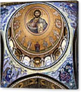 Christ Pantocrator -- No.5 Acrylic Print