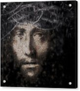 Christ Suffering Acrylic Print