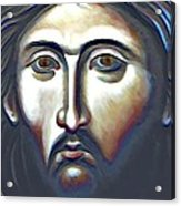 Christ The Judge Acrylic Print