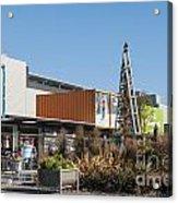Christchurch Restart Acrylic Print