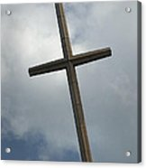 Christian Cross Acrylic Print