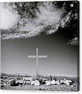 Christian Grave Acrylic Print