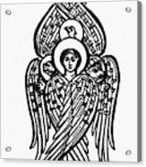 Christianity Tetramorph Acrylic Print