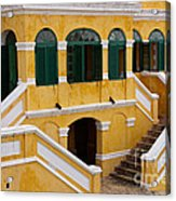 Christiansted National Historic Fort Acrylic Print