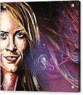 Christina Acrylic Print
