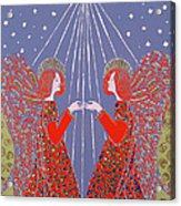 Christmas 77 Acrylic Print