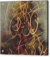 Christmas Abstract Vi Acrylic Print