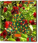 Christmas Berries Acrylic Print