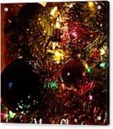 Christmas Card 2 Acrylic Print