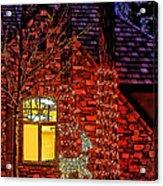 Christmas Card -2014 Acrylic Print
