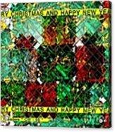 Christmas Cards And Artwork Christmas Wishes 66 Acrylic Print