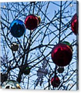 Christmas Is Looking Up This Year Acrylic Print