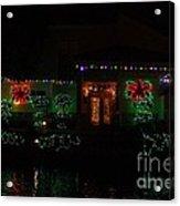 Christmas On East Lake 3 Acrylic Print