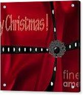 Christmas One Acrylic Print