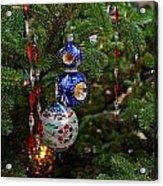 Christmas Bling #7 Acrylic Print