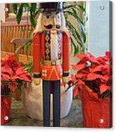 Christmas Sentinel  No 1 Acrylic Print