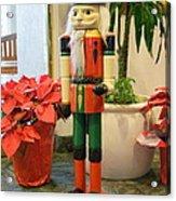 Christmas Sentinel No 2 Acrylic Print