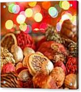 Christmas Time Acrylic Print